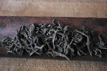 東莞人第一批熟茶2017年