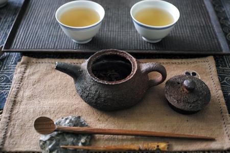 第六批熟茶一煎め