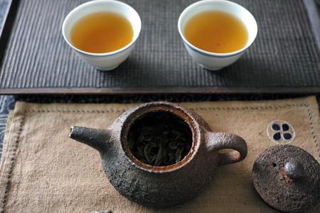 第六批熟茶三煎め