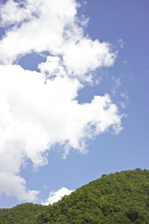 ラオスの空