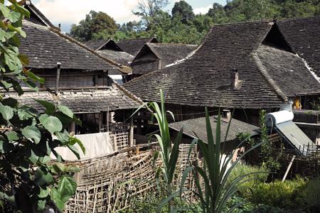 ダイ族の村