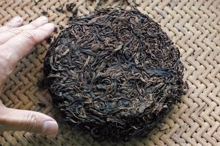 温州人6批熟茶