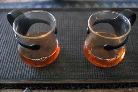 安化方磚黒茶2017年