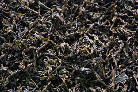 散水の茶葉