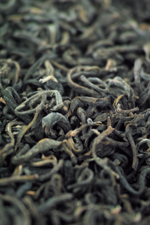 黒麹の茶葉