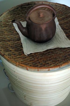 ダイ族の陶器