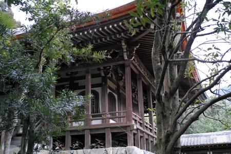 栖賢寺禅堂