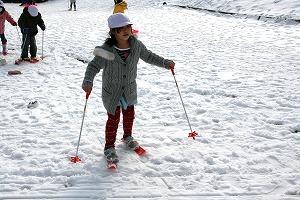 スキー遊び2