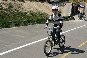 自転車遊び