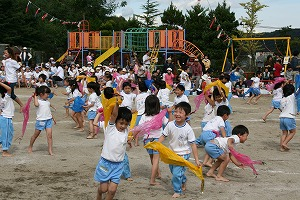 平成21年度運動会
