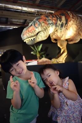 恐竜展−4