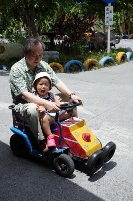 台湾に戻りました−1