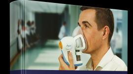 Breath Biopsy(呼気検査)のイメージ