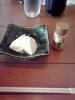 食べ放題お豆腐と言うと出てくるお塩