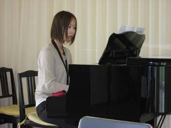 まいちゃんピアノ演奏