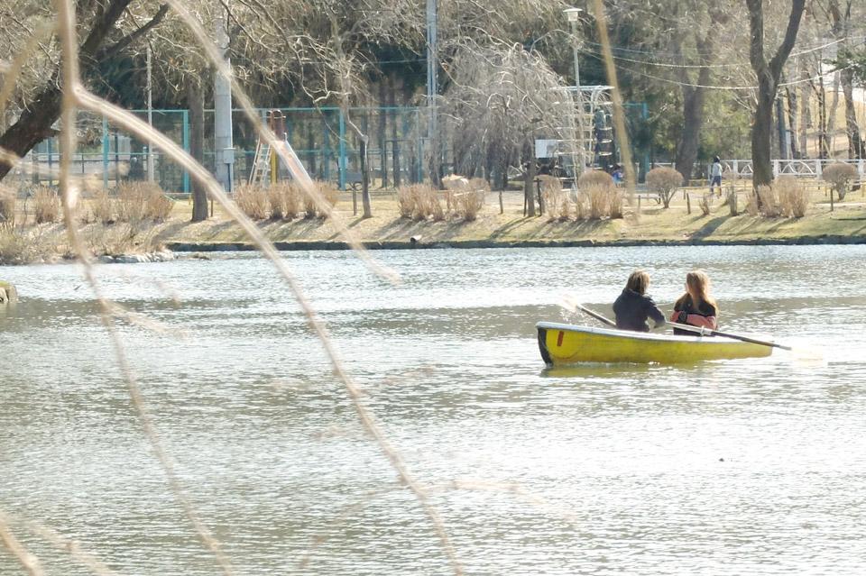 FUJIFILM X20 ボート