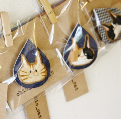 chi_chic_cat 猫 雑貨