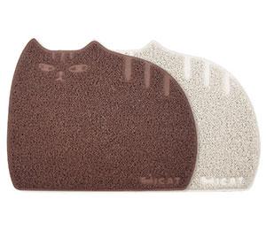 猫雑貨 猫グッズ トイレマット