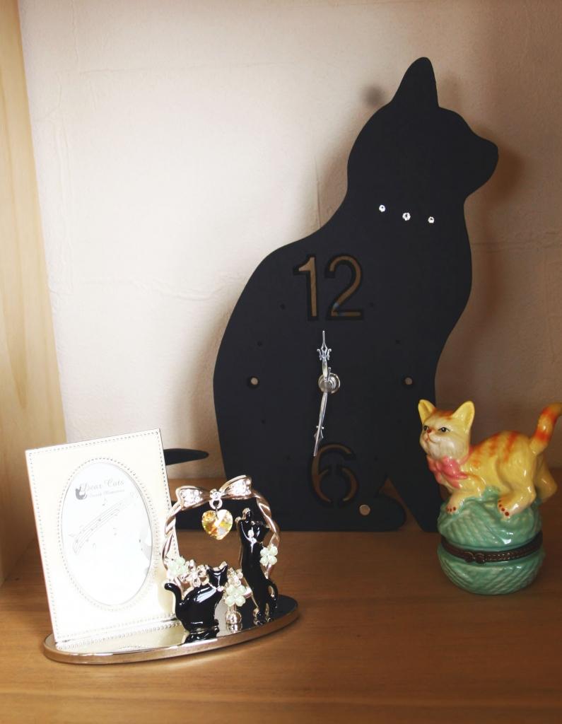 猫雑貨 猫グッズ 写真立 フォトスタンド