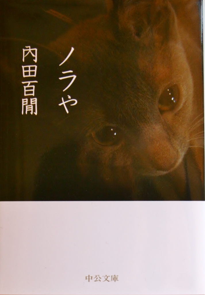 ノラや 内田 猫 本