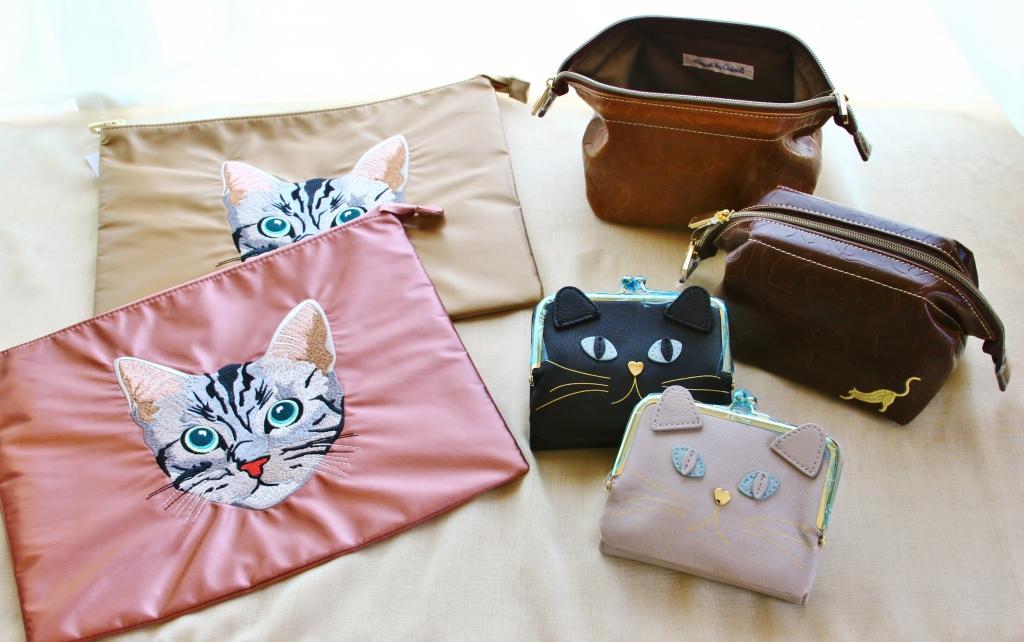 Paquet du Cadeau Legato Largo 猫雑貨 ポーチ 財布