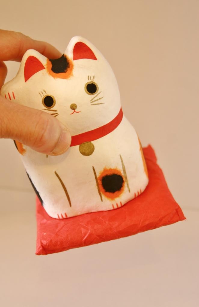 猫雑貨 ハリコーシカ