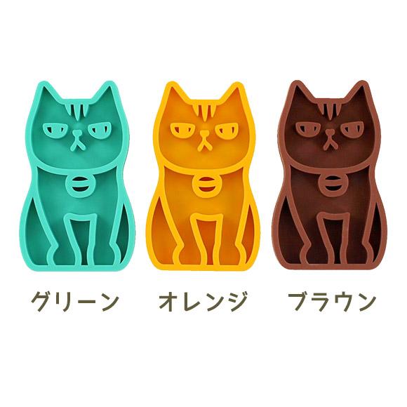 ブラシ 猫雑貨 秋田 かぎしっぽ