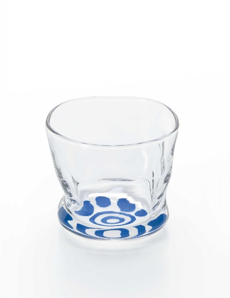 利き猪口nikuQグラス 秋田 かぎしっぽ 猫雑貨 グラス 肉球 冷酒 お猪口