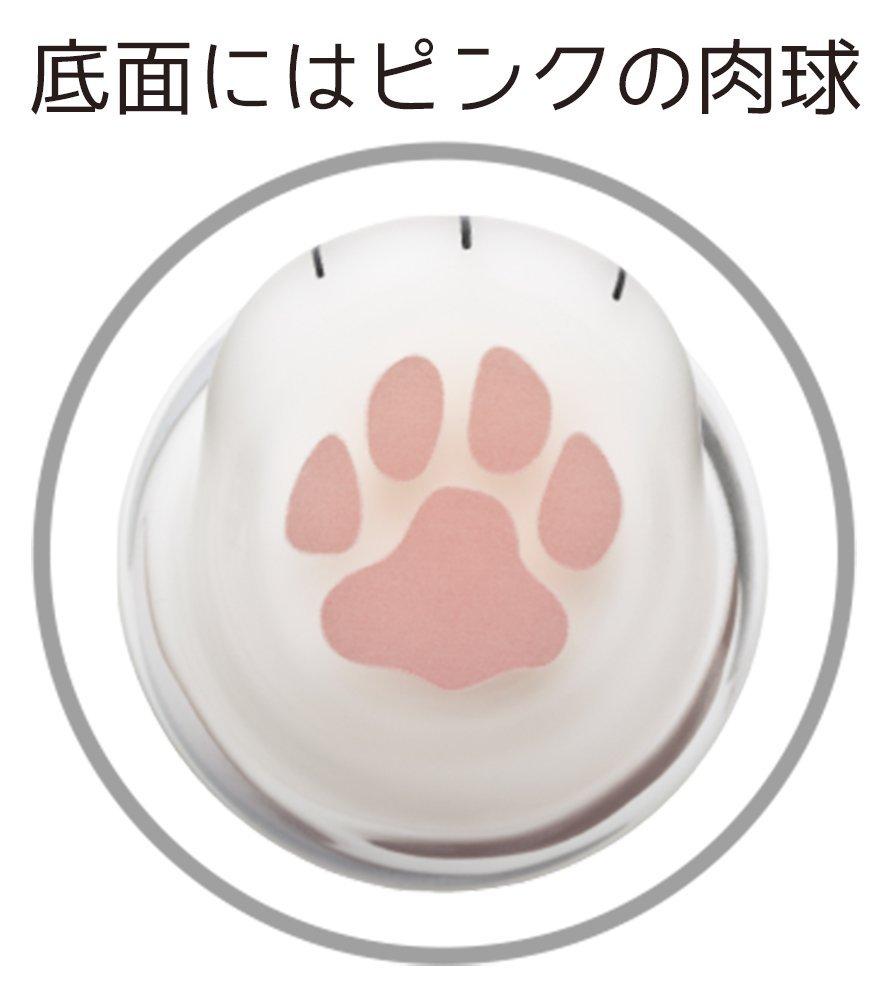秋田 かぎしっぽ 猫雑貨 ここねこグラス 三毛