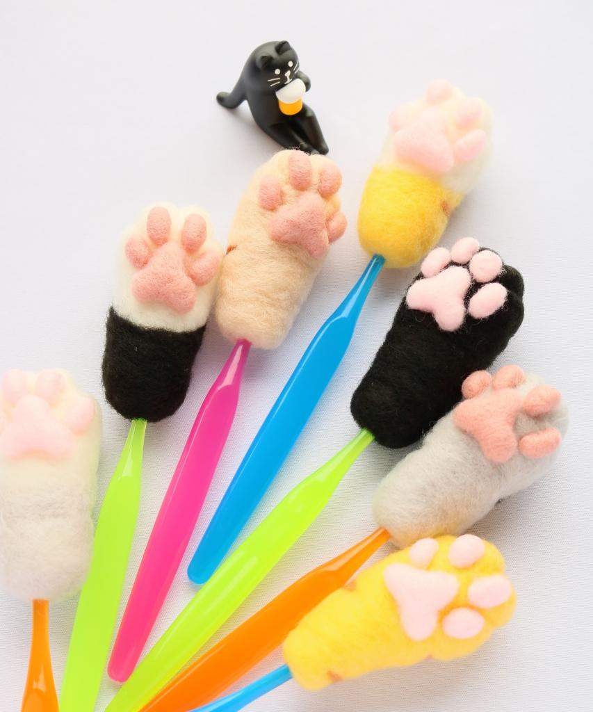 フワコロ*クラフト 猫雑貨 秋田 かぎしっぽ