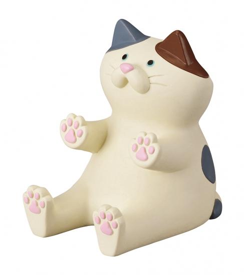 concombre ニャパっとメガネ&スマホスタンド 猫雑貨 猫グッズ 秋田 かぎしっぽ
