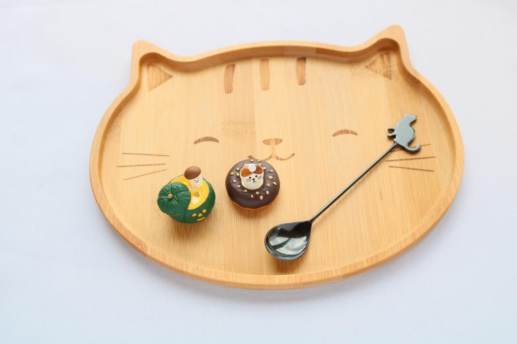 スプーン 猫雑貨 猫グッズ 秋田 かぎしっぽ