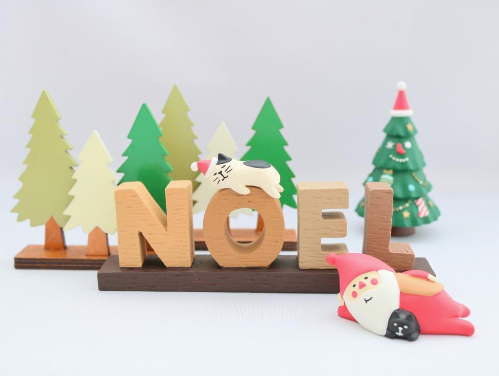 concombre コンコンブル クリスマス 猫雑貨 猫グッズ 秋田 かぎしっぽ