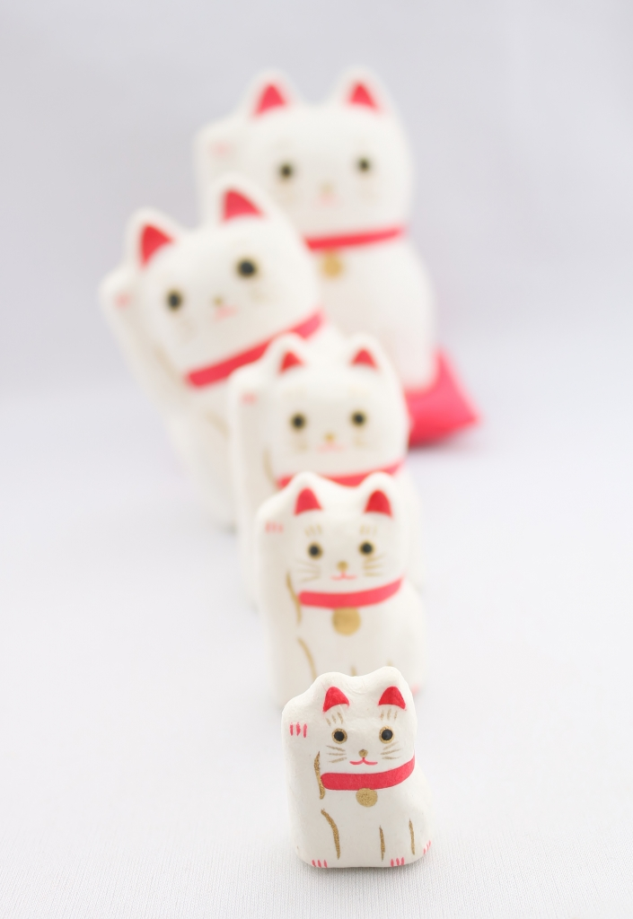 はりこーシカ 招き猫 張り子 秋田 かぎしっぽ 猫雑貨 猫グッズ