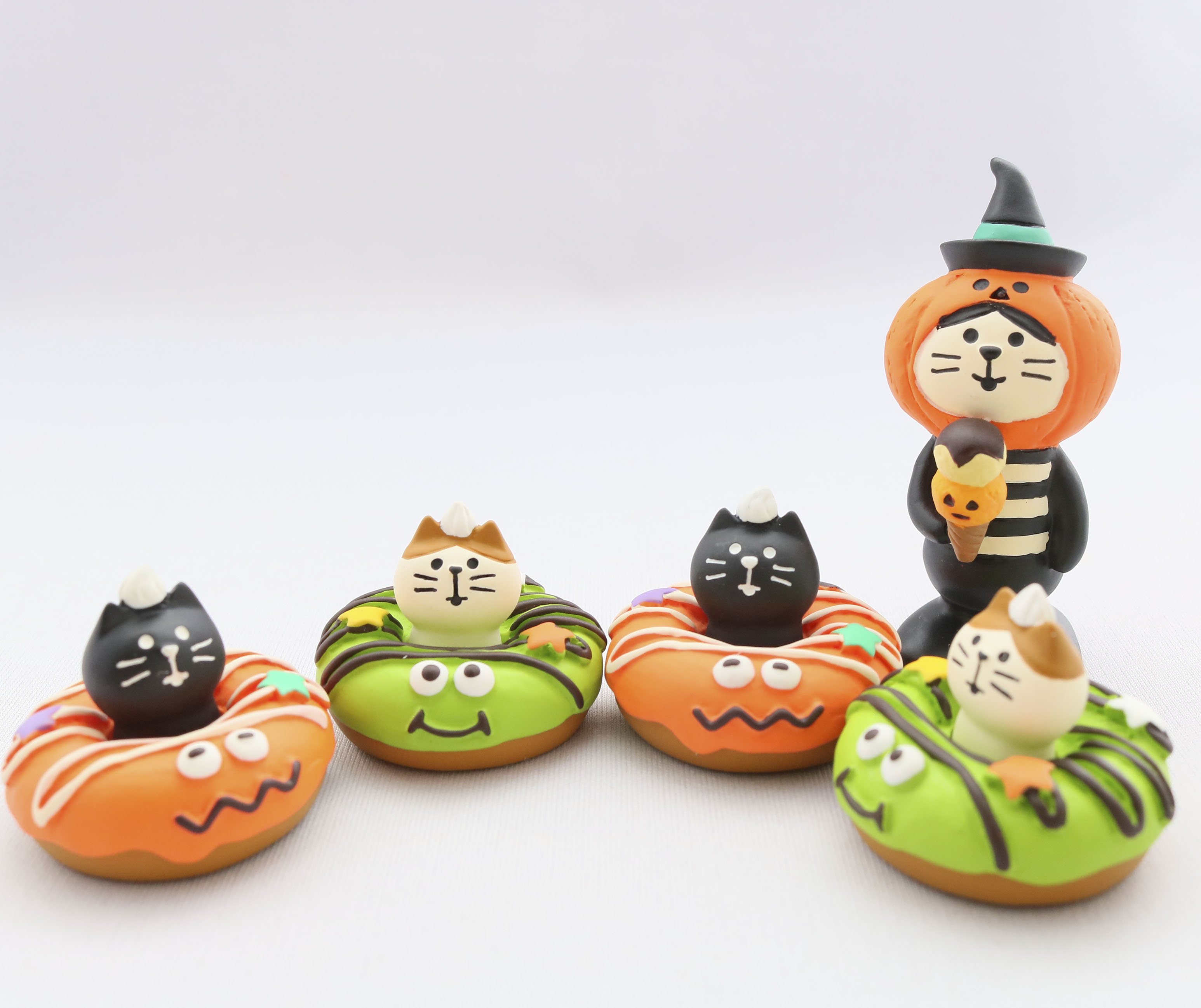 DECOLE concombre  秋田 かぎしっぽ 猫雑貨 猫グッズ