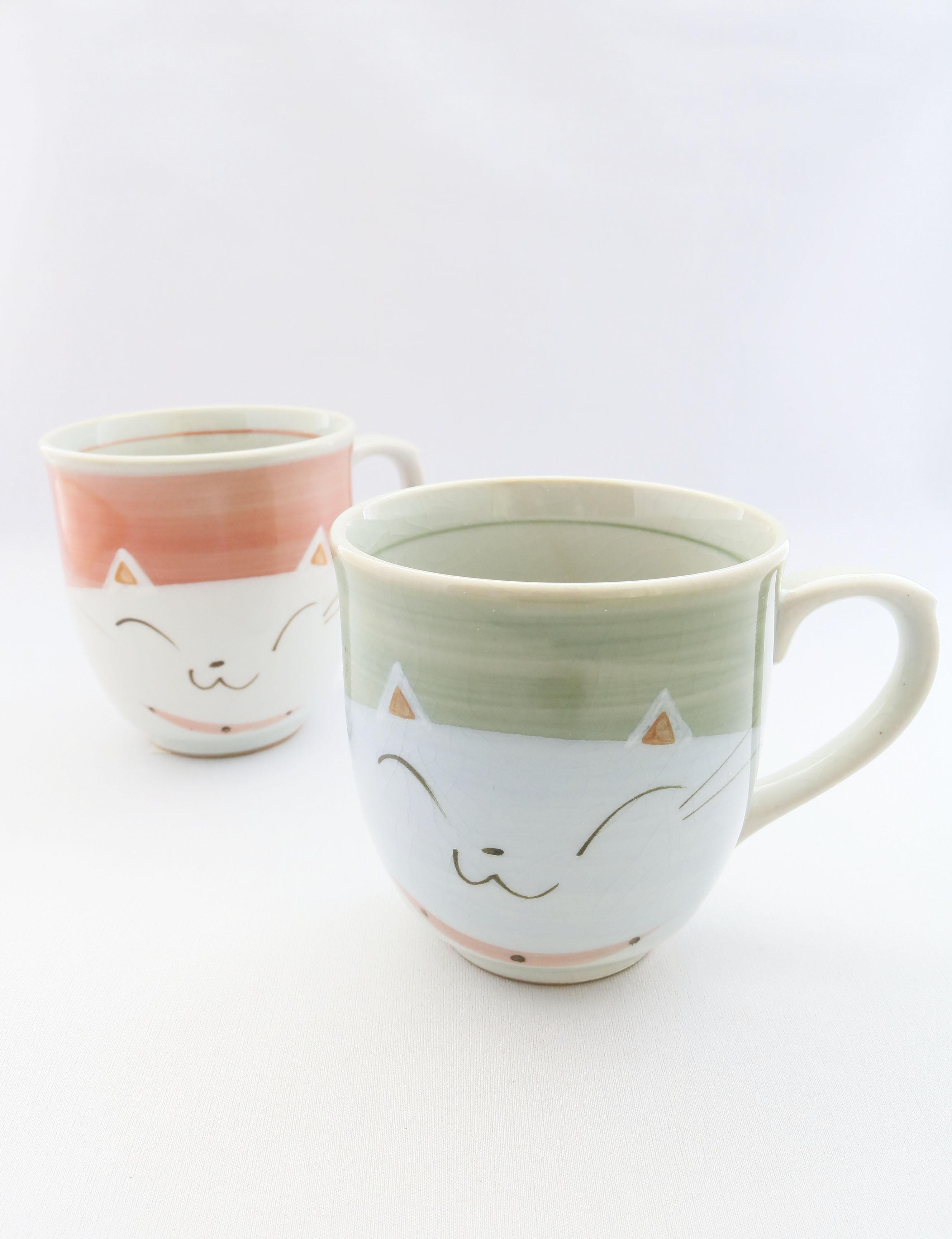 猫雑貨 猫グッズ カップ マグカップ 秋田 絵本 かぎしっぽ 猫絵本