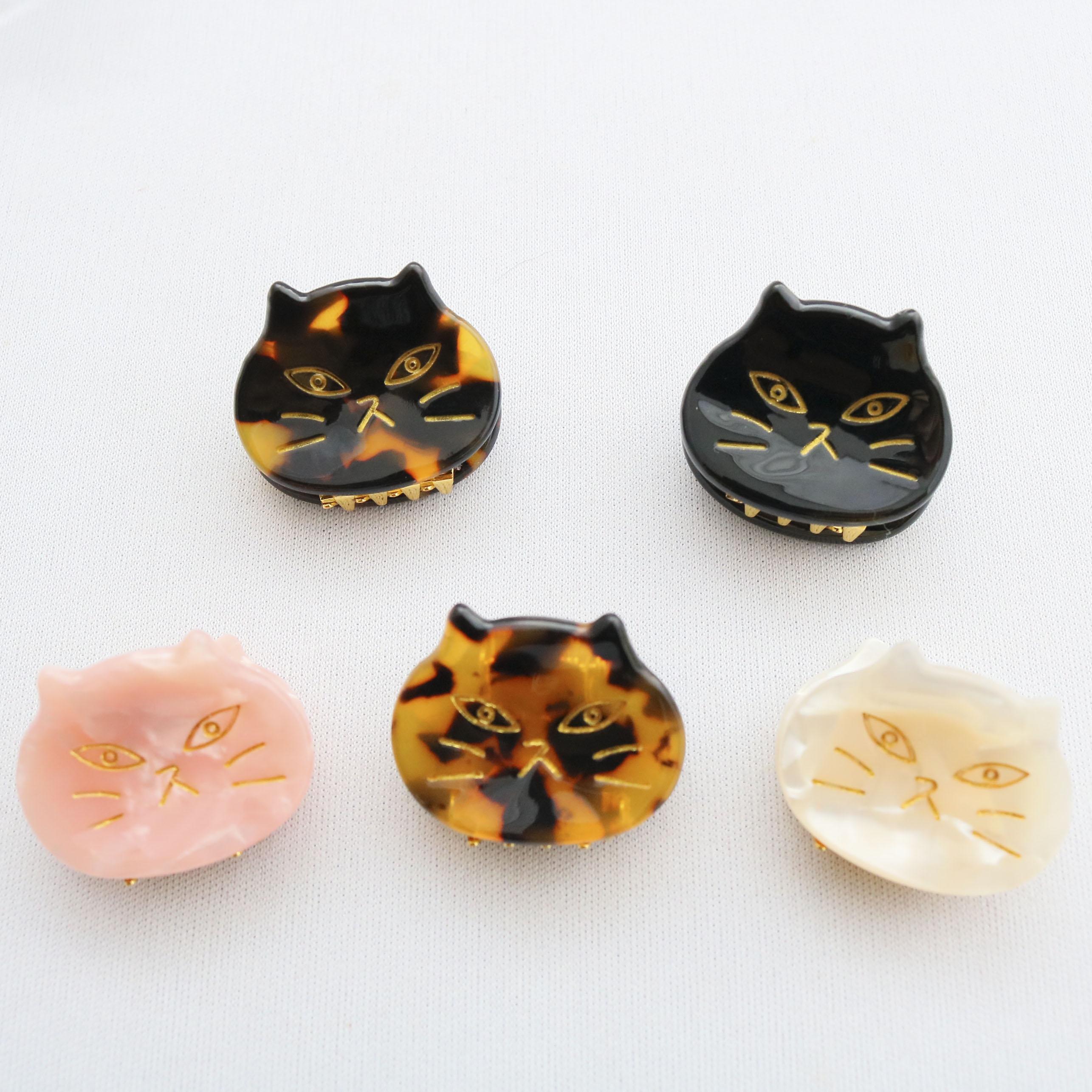 猫雑貨 猫グッズ 猫アクセサリー ヘアゴム 秋田 かぎしっぽ