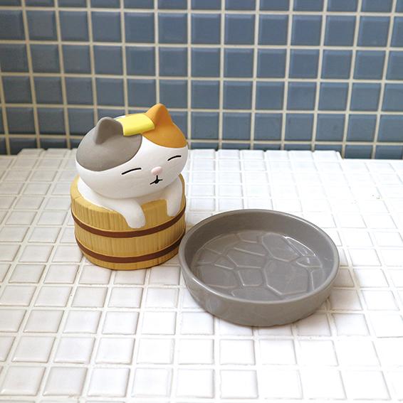 猫雑貨 猫グッズ 秋田 かぎしっぽ 加湿器 潤いマスコット
