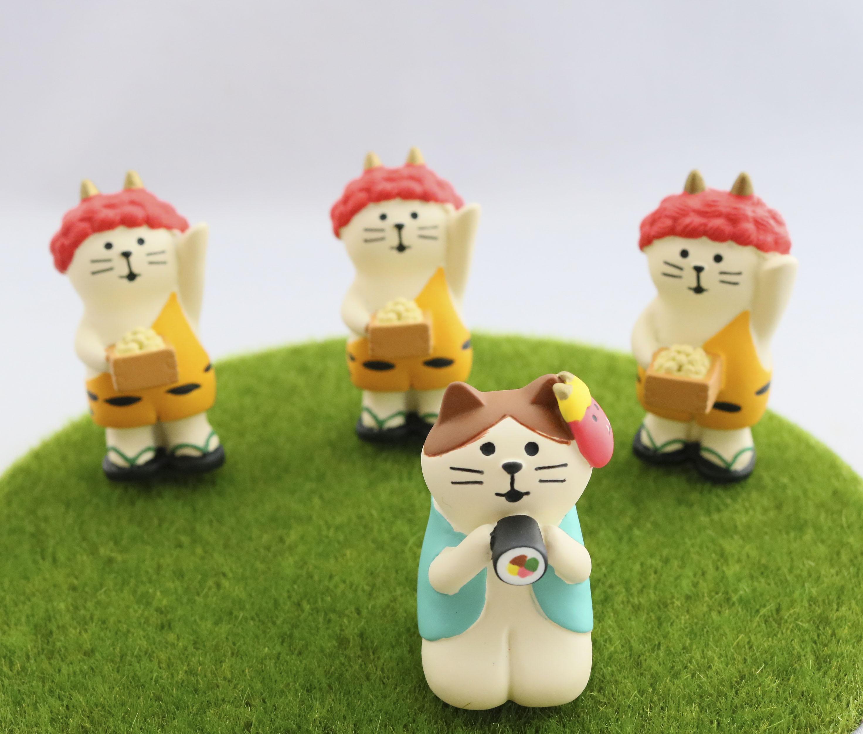 猫雑貨 猫グッズ 秋田 かぎしっぽ コンコンブル