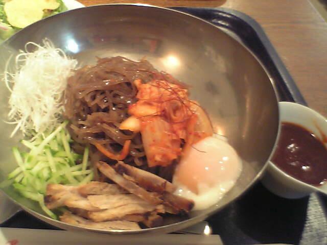 タイガーキッチン ビビン麺