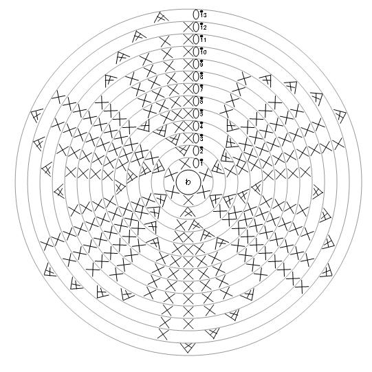 玉編みのニットキャスケットの編み方 (*´ω`)/ その1 …