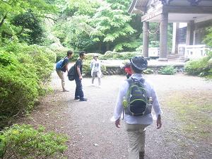 箱根研修旅行2014その3