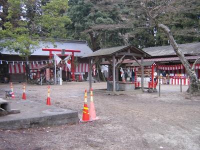 賀茂神社初詣