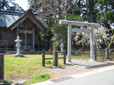 加瀬神明社
