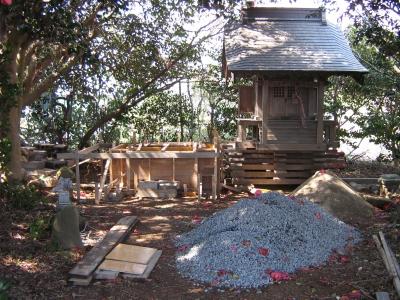 舟岡神明社