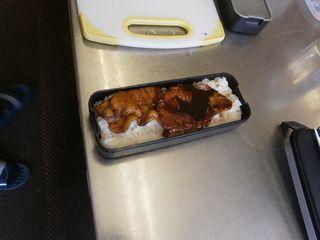 生姜焼きon