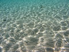 水深3メートル