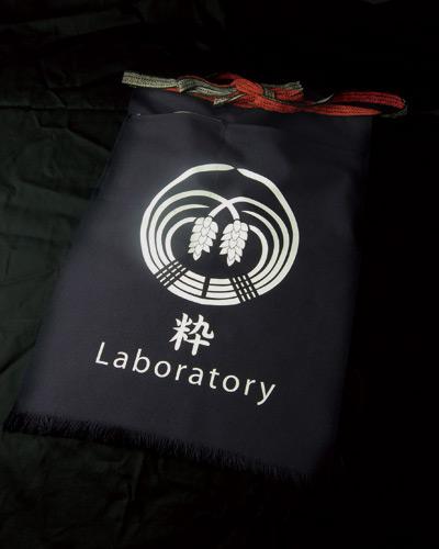 粋Laboratory様 帆前掛
