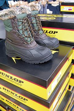 DUNLOPダンロップ2010防寒長靴
