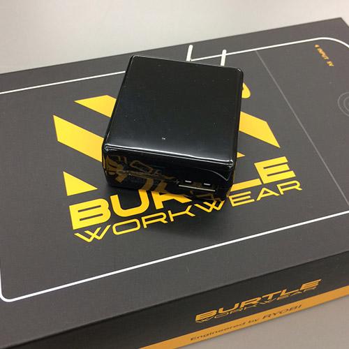 BURTLE AC100 USBAC充電器